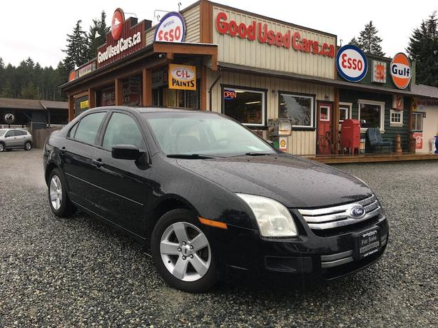2006 Ford Fusion - BC Car with Beautiful Michelin Tires!
