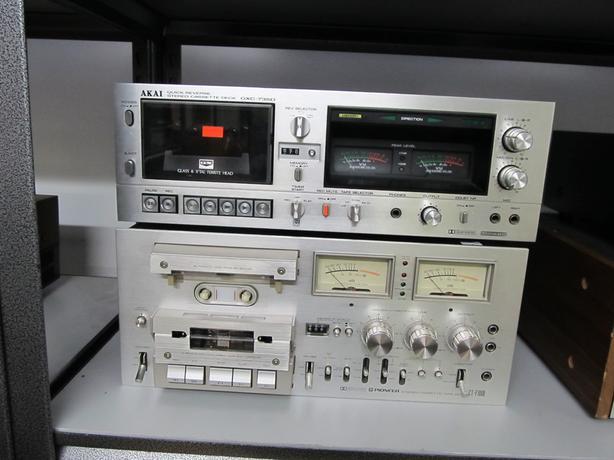Tape Decks For Sale   NICE ONES!!!