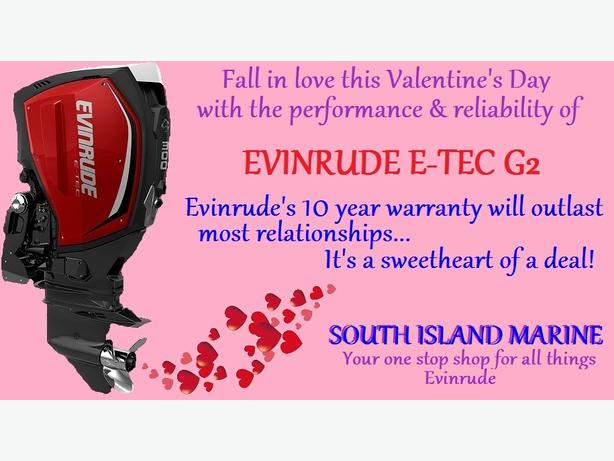 FALL IN LOVE WITH EVINRUDE