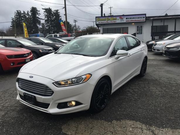 2014 Ford Fusion LOADED! Good/Bad Credit, Approved!