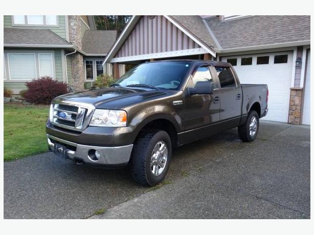 2006 Ford F-150 SuperCrew 4X4 - New Tires