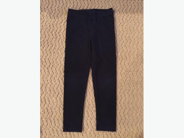 GIRLS CARTER'S BLACK LEGGINGS 3T