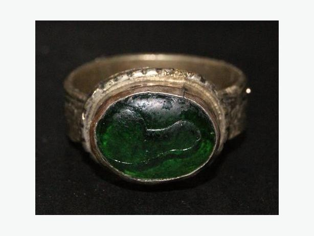 BEDOUIN TRIBE ANTIQUE RING