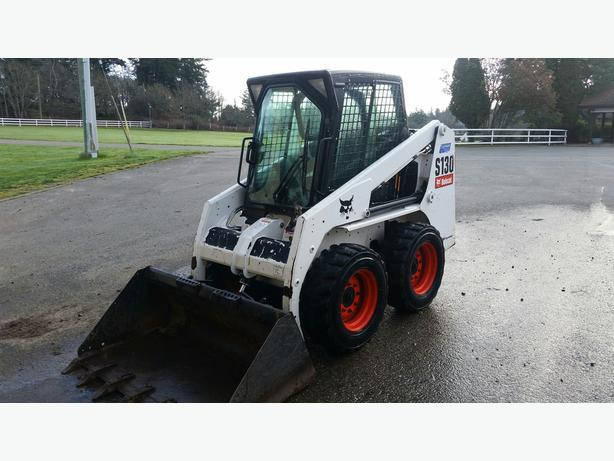 2006 Bobcat S130 Skid Steer - LOW HOURS
