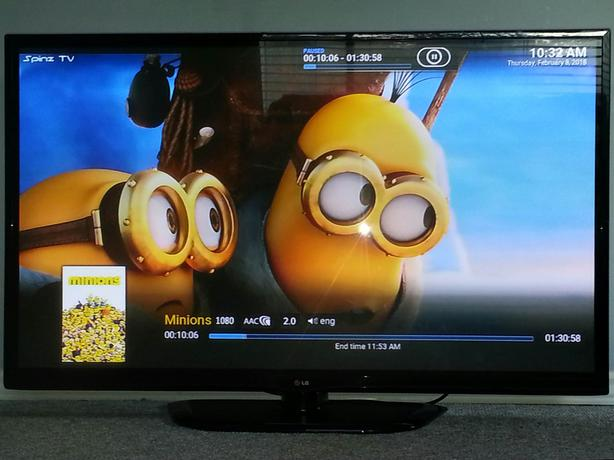 "42"" LG Full 1080P LCD TV - Great Picture w/Remote & Manual"