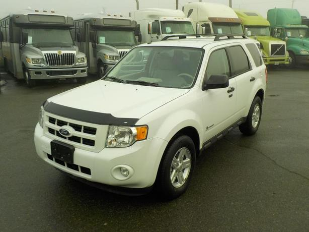 2011 Ford Escape 4WD Hybrid