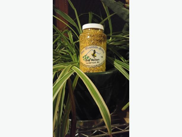Bee Pollen Granules, 1lb(454g)-100% Pure,Natural,Unprocessed