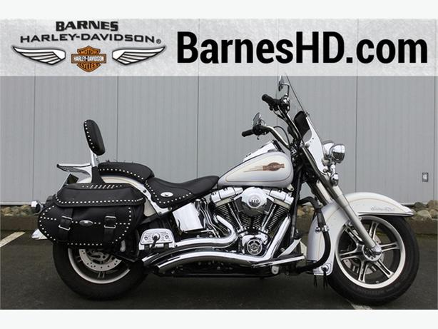 2007 Harley-Davidson® FLSTFI