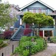 Two Bedroom Furnished Kitsilano Suite in Charming Character House #821