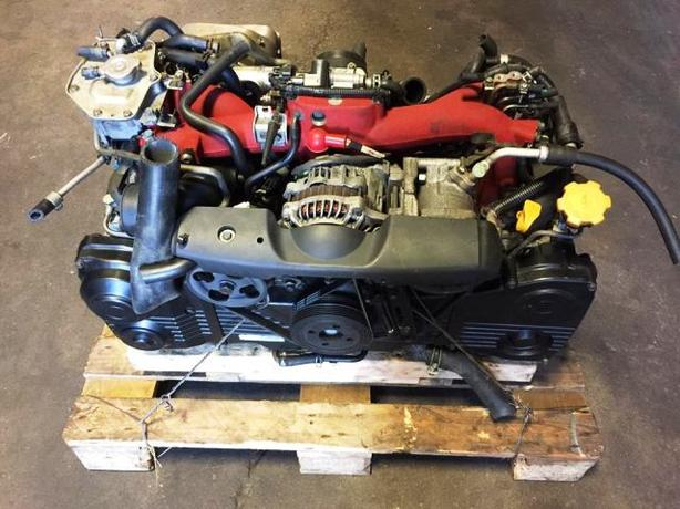  Log In needed $3,700 · JDM SUBARU IMPREZA STI EJ207 2004-2005 MOTOR 2 0L  TURBO VF37 V8 AVCS