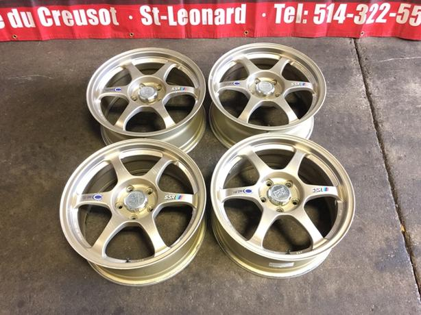  Log In needed $1,100 · JDM SSR TYPE-C 17 INCH MAGS FOR SALE 5X114 3 /  17X7 5 OFFSET +40 JDM TOKYO MOTOR