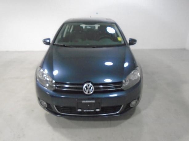 2011 Volkswagen Golf Sportline