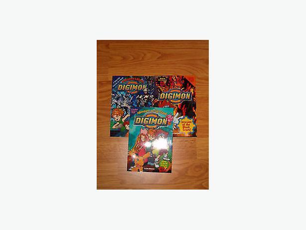 books digital digimon monsters ,
