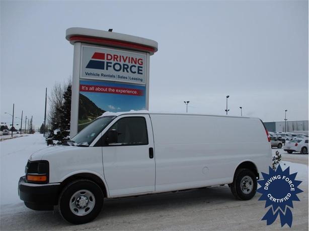 2017 Chevrolet Express Cargo Van