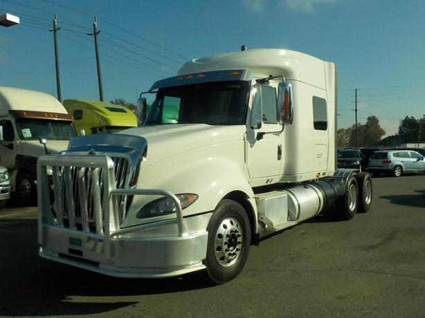 2013 International Prostar+ Eagle Sleeper Cab Highway Tractor Diesel