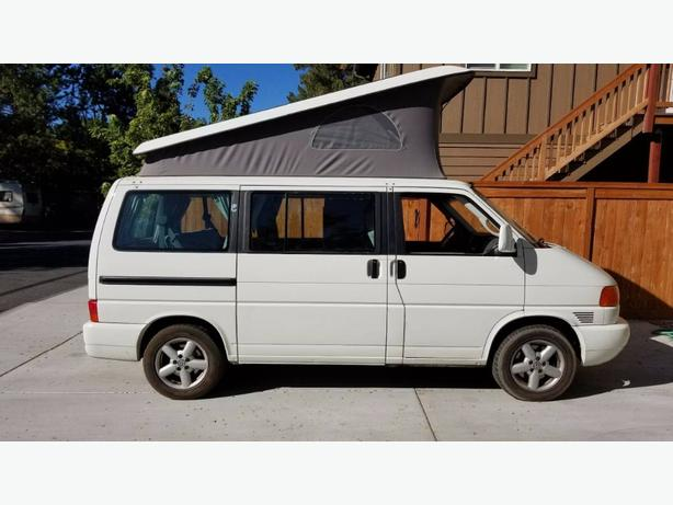 VW eurovan 2001 weekender with pop up top (westfalia)