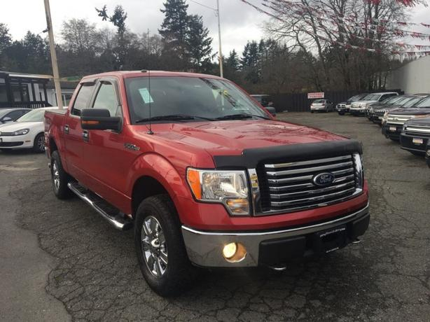 2011 Ford F150 Crew Cab 4X4! Finance Today!