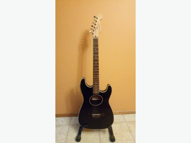 Fender Stratocoustic