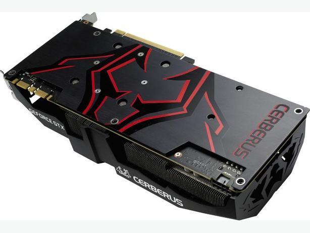  Log In needed $750 · 2 ASUS GeForce GTX 1070 Ti CERBERUS