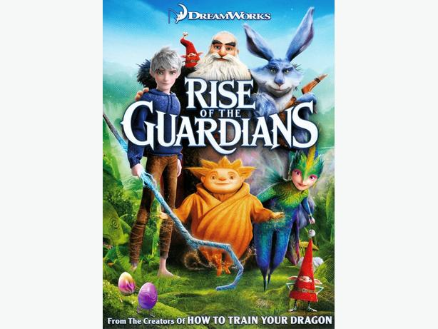 Rise Of The Guardians (DVD) - B2G1 Free!