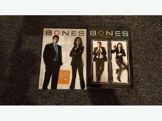 Bones- Seasons 1 &2
