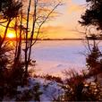 """""""Truly 1 of a Kind"""" PEI gem - 68 acre LAKE + 12 acres treed"""