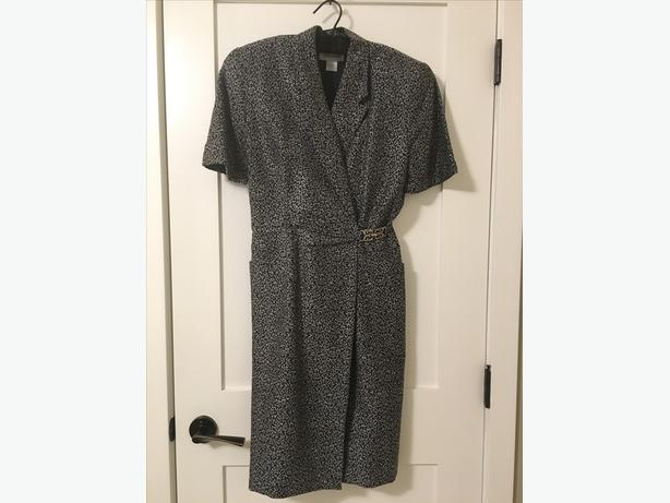Vintage Tahari Wrap Dress