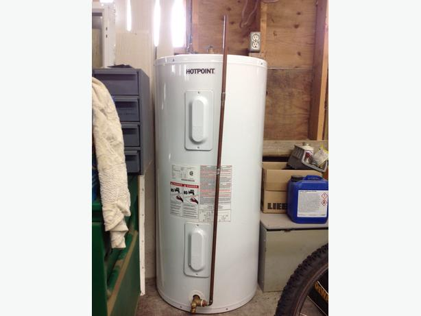 """ELECTRIC HOT WATER TANK"""