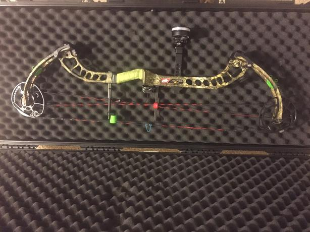 PSE HD TI compound bow