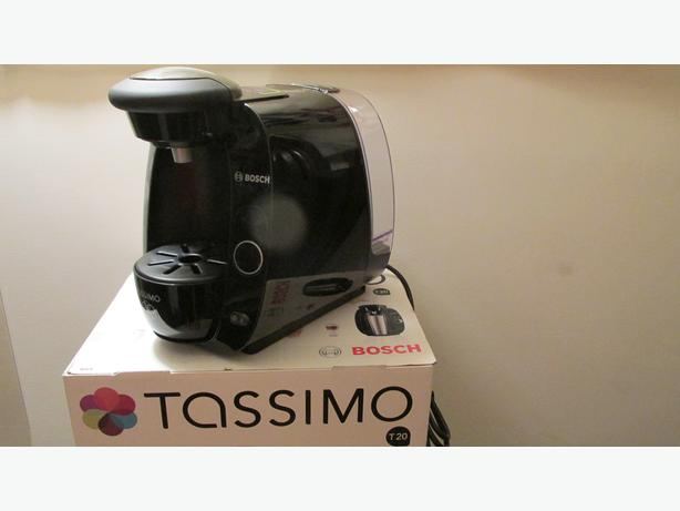 Tassimo Coffee Maker-PRICE REDUCED