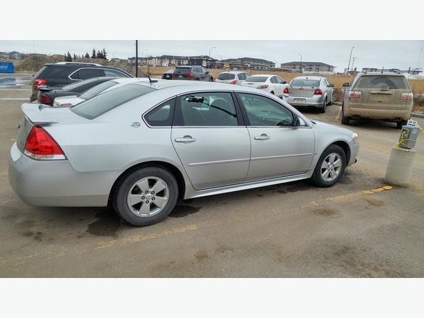 Chevy Impala 2009