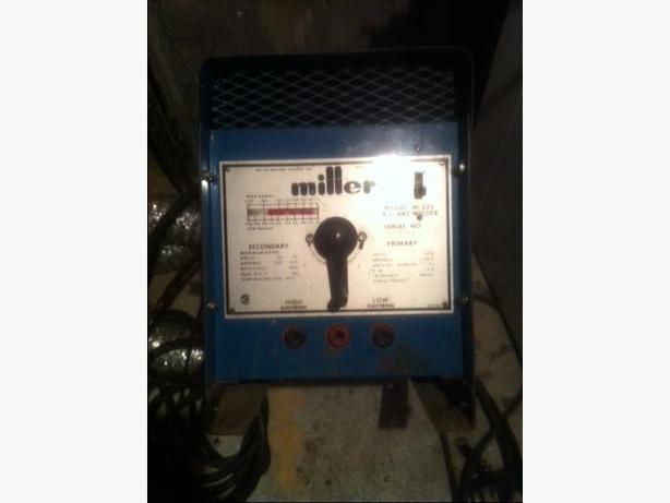 Miller M-225 arc welder