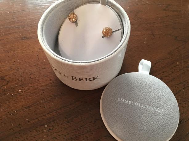 Hillberg & Berk earrings