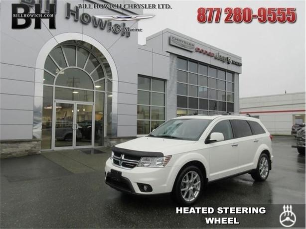 2014 Dodge Journey R/T - Air - Rear Air - Tilt - $128.97 B/W