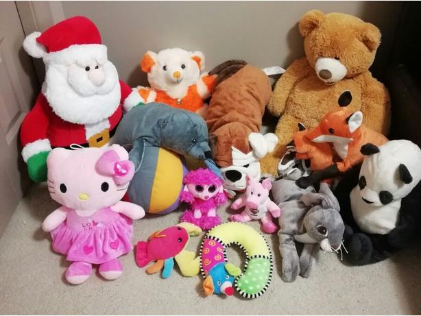 Brand New Plush/Soft Toys