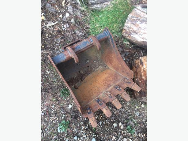 bobcat excavator bucket Outside Victoria, Victoria