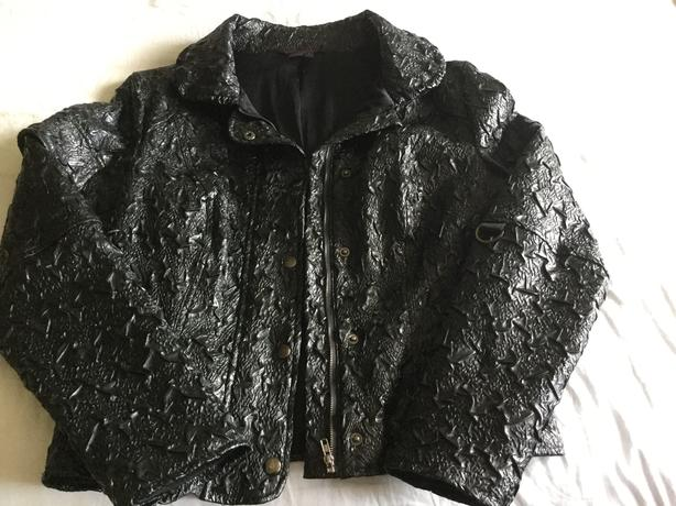 SIMON CHANG Jacket SIZE 8 - VERY UNIQUE
