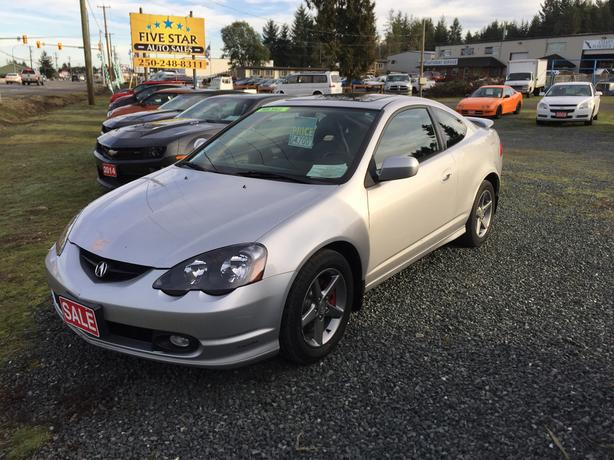 2002 Acura RSX Type S 2.0L DOHC VTEC 200HP 6 Speed