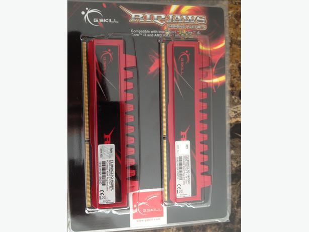 NEW Ripjaws Ram  F3-8500CL7Q-16GBRL