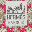 HERMES France Authentic Men's Silk Neck Tie SUN KING $35 OBO