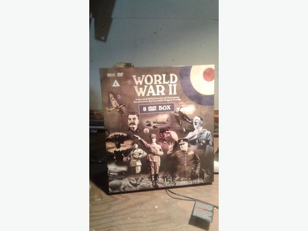 World War II 8 DVD Box