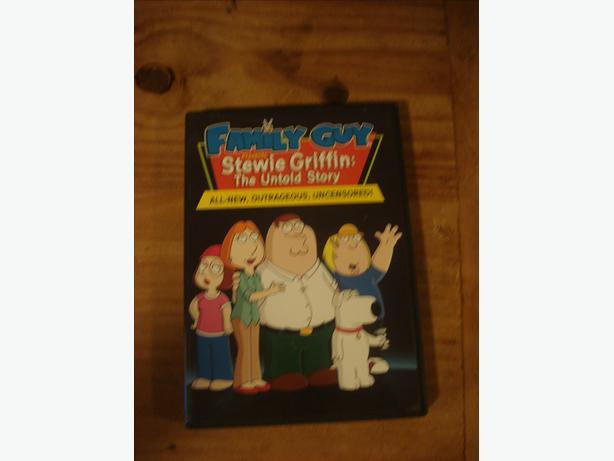 Family Guy - Stewie Griffin: The untold Story