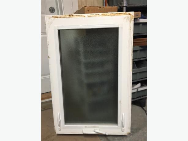 (REDUCED) Vinyl Window