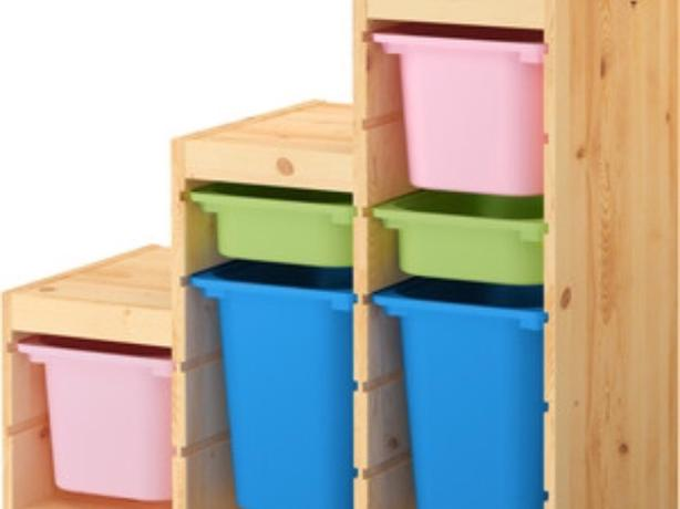 IKEA Trofast Toy Storage Unit