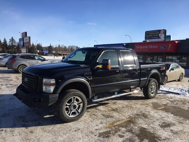 2008 FORD F350 FX4