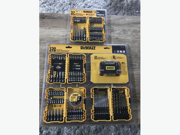 Dewalt 167 pcs. Drill/Driver Set