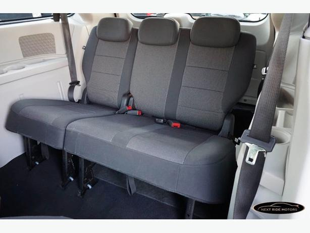 SEATS - rear stow and go for 2008 dodge grand caravan
