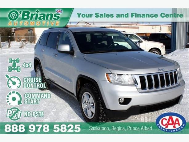 2013 Jeep Grand Cherokee Laredo - No PST! w/4x4