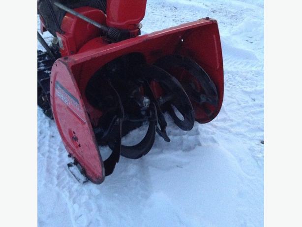 HONDA HS80  snowblower