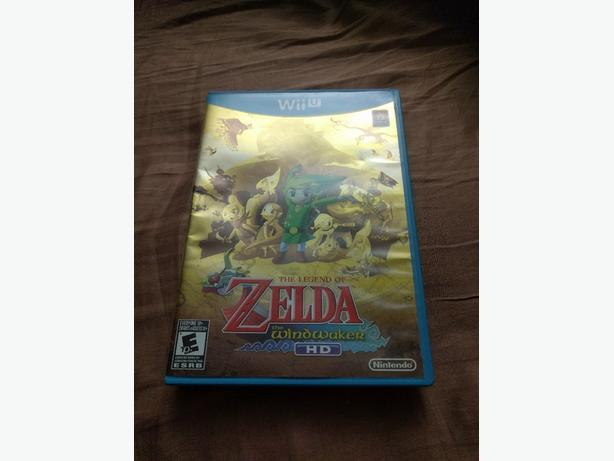 Wind Waker HD for Wii U